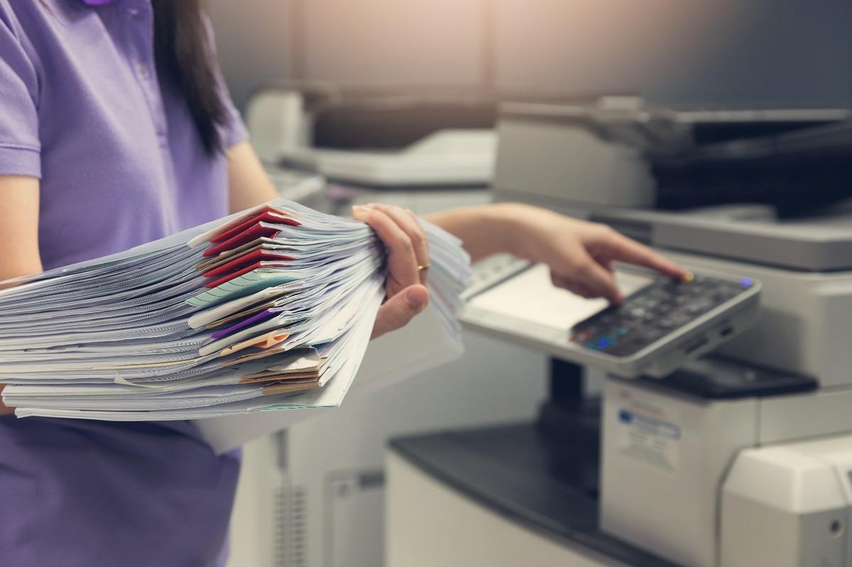 Numérisez vos documents à Mirande